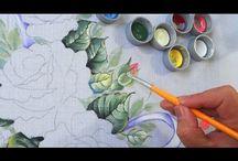Dipingere tessuto