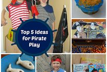 Pirate Crafts and Activities