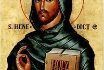 Saint  Behedicte
