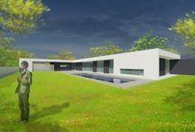 MAISON V / Maison V - Maison contemporain Prix Jeune Public au Grand Prix d'Architecture et d'Urbanisme de Haute-Normandie 2014 - 2011 BO.A Agence d'Architecture - Rouen  #boarchitecture