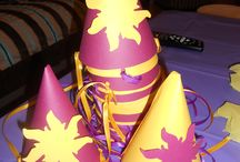 rapunzel - tangled party!
