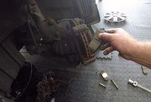 Car Maintenance and Repairs / Car maintenance and repair procedures
