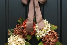 Fall decor / by Carolyn Ridder Hoffman