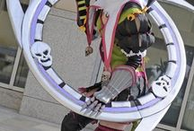 """Crazy Cosplay / A nerdy showcasing of cosplay (non-nerds, see: """"People dressing up as characters from videogames, anime, comic books, etc."""")"""