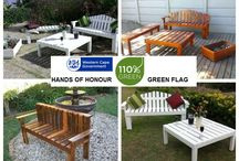 Every bench sold creates a job and transforms a space !! / Every bench sold creates a job and transforms a space. Buy a bench here http://handsofhonour.simplesite.com/
