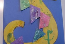 S is for ... / Ideas to support the Letter of the Week Curriculum and the teaching of letter names.