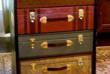 Bavul şifonyerler