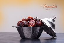 Dates in Ramadan / Dates hold a specific place in Muslim cuisine as It is the priority food for breaking the fast and why not! It is the Sunnah of Prophet Muhammad ﷺ.