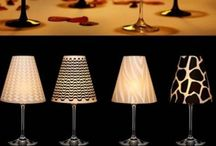 svícny a lampičky