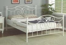 Metal Rocks! / Beds and furniture in metal.