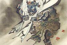 Jap painting