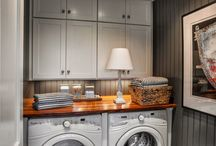 Laundry Area / by Mary Finger