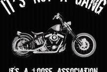 Motorcycles / by Valerie Wier
