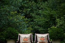 Panama Patio Furniture / The Panama Collection is characterized by curved, rolling arms, and a handsome blend of colors. The frames are hand woven by artisans using our premium, resin wickers which are engineered for outdoor use. All frames are hand made and hand painted creating a finish that looks similar to a deep, rich wood grain. Cushions are 100% spun polyester with Sunbrella premium performance outdoor fabric and are resistant to mildew and color fade.