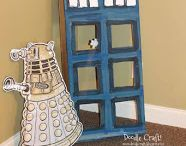 Dr. Who kids birthday party