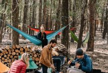 camping and outdoors stuff!