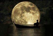 °The Moon°