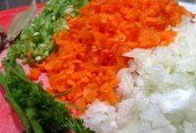 Natrium/zout arm eten