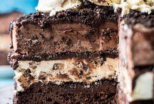 ice cream cakes