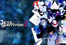 Shin Megami Tensei DeviL Survivor 2 NDS Europe