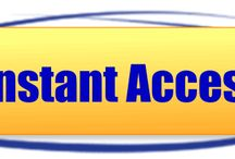 instant access savings accounts