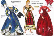 Lovely Paper Dolls 9 / Paper Dolls / by Sis Lee