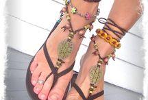 Foot beauty