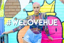#WeLoveHue / Cute and colorful looks!