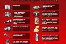 Preparedness Tips / by Melanie Pugh, DMD, PA