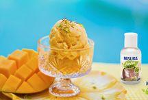 Ricette e fantasia / Ricette con i prodotti della gamma Misura Stevia: dolcezza di origine naturale a zero calorie.
