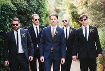 Los hombres / Vestimenta para él novio y los caballeros de la boda