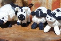 vintage crochet childrens gifts