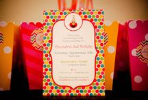 Birthday Party Ideas / by Melissa Parnell