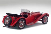 Automobiles - Vintage / by Jasen Harryman
