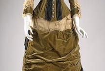 19th c vintage, Victorian, Edwardian fashion / by Sue Grayson