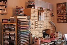 Organization_Craft and Home / Organization for craft supplies