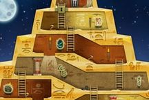 Egypt Mystery of History/ Story of the World / Mystery of History, and Story of the World / by Noelle Searles