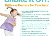 Relaxation Tips for Teachers