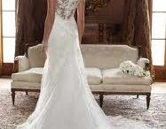 Go pick out a white dress