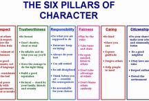 Character education / by Stephanie