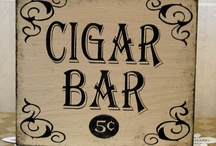 Cigar Bar Idea