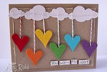 Handmade cards / by Ali Newman