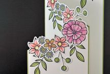 acrylic stamps handmade cards