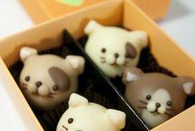 docinhos gato