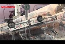 Flat bottom paper bag making machine Grocery Carry Bag Making Machine (0...