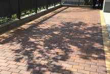 澳洲蓋模陶磚 Claypave