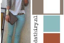 Kleurkaart