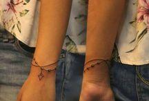 bracelet  tatouage Françoise