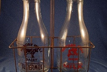 Glass / Antique bottles, glass, and treasures!