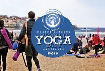 World Yoga Day at Bondi Beach and Bondi Pavilion
